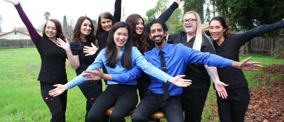 Friendly Dental Team in Vacaville, CA