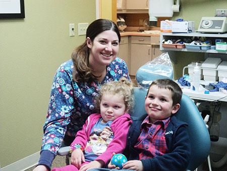 Kids Dental Office in Vacaville CA